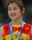中国女子蹦床