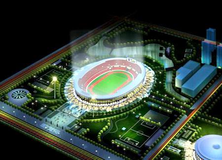 北京2008奥运场馆巡礼 工人体育场