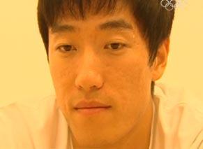刘翔退赛后首次露面坦露心声