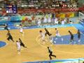 视频-男篮决赛美国VS西班牙 美国队大火锅接快攻