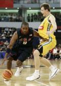 图文-美国男篮87-76击败了澳大利亚 进攻势不可挡