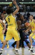 图文-美国男篮87-76击败了澳大利亚 澳洲虎不示弱