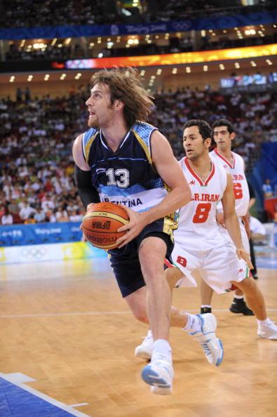 图文-[男篮小组赛]阿根廷97-82伊朗 等待时机