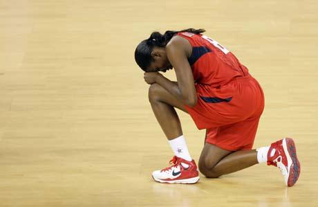 图文-[女篮决赛]美国92-65澳大利亚 心情无比激动