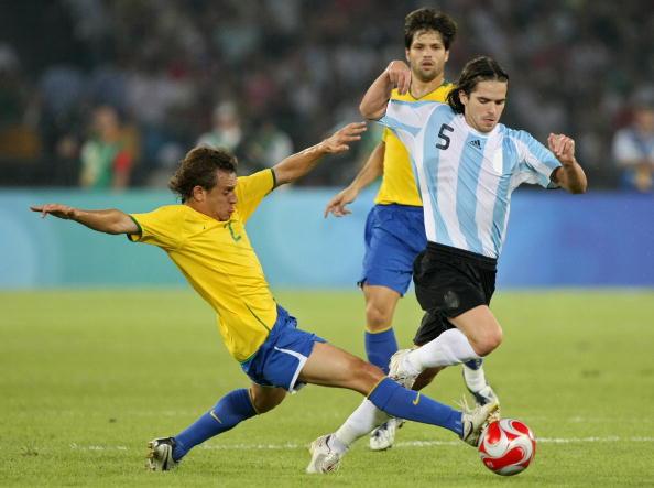 男足巴西VS阿根廷