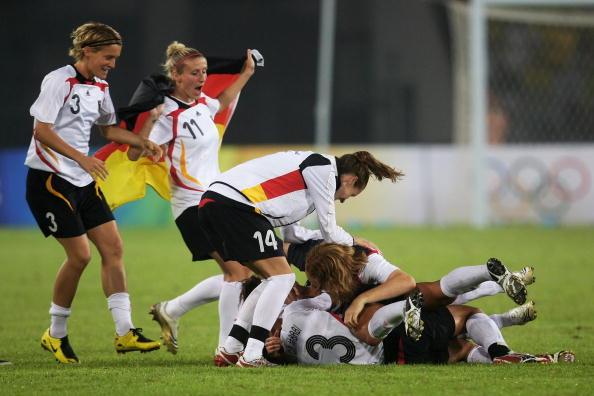 图文-德国女足2-0日本获铜牌 德国拿到比赛铜牌