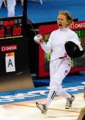图文-奥运女子现代五项开赛 俄罗斯穆拉托娃