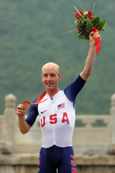 图文-自行车男子个人赛瑞士选手夺金 美国选手摘铜