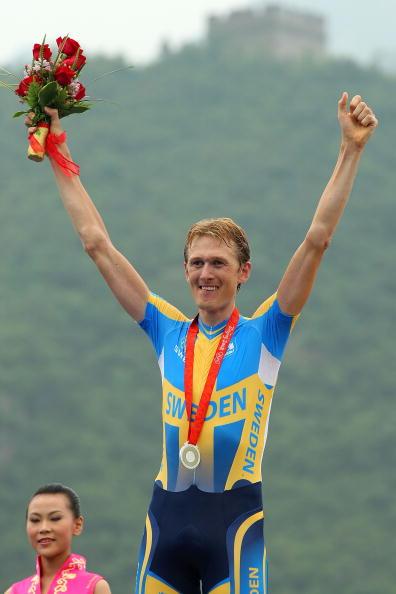 图文-自行车男子个人赛瑞士选手夺金 银牌也不错