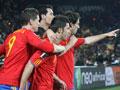 西班牙2-0洪都拉斯 比利亚