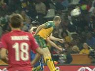 澳洲2-1塞维利亚 卡希尔