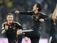 德国1-0加纳 厄齐尔