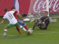 西班牙1-0葡萄牙 比利亚