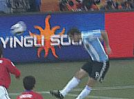 阿根廷4-1韩国 伊瓜因