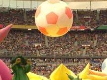 视频-1998年世界杯开幕式 法兰西盛大PARTY