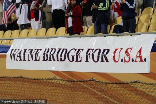 图文-[小组赛]英格兰1-1美国呼唤布里奇加入美国