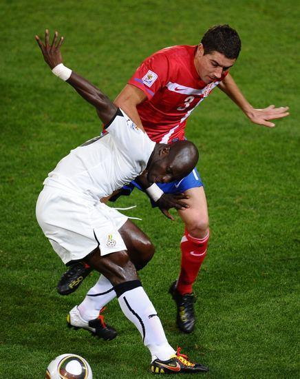 图文-[小组赛]塞尔维亚0-1加纳科拉罗夫逼防