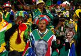 南非球迷热情