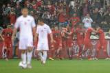 葡萄牙队庆祝