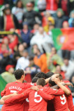 葡萄牙兴奋不已