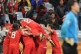 葡萄牙队赢了