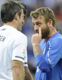 德罗西挑衅对手