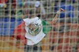身披墨西哥国旗