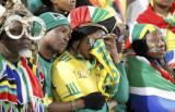 南非球迷因出局失望