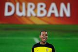 巴西全队经典表情