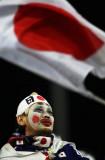 日本队球迷