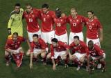 瑞士队首发11人