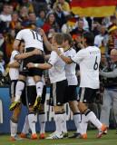 德国队庆祝