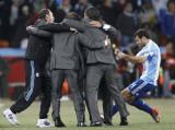 阿根廷教练欢喜