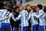 阿根廷晋级了