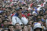 智利球迷沮丧