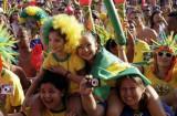 巴西球迷幸福