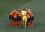 荷兰队期待胜利