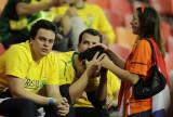 巴西球迷失落