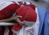巴拉圭球迷伤心