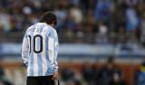 梅西告别世界杯