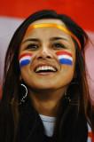 荷兰美女球迷