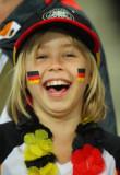 德国小球迷可爱