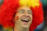 西班牙球迷很开心