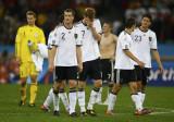 德国队员黯然离场