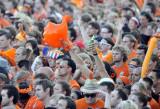 荷兰球迷观战
