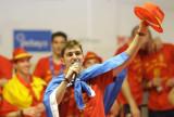 比利亚发表夺冠感言
