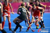 英国女曲3-1新西兰夺铜牌