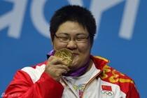 中国历届举重金牌汇总