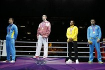 男子拳击81kg级决赛赛况