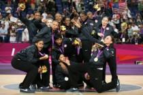 女篮决赛美国86-50法国